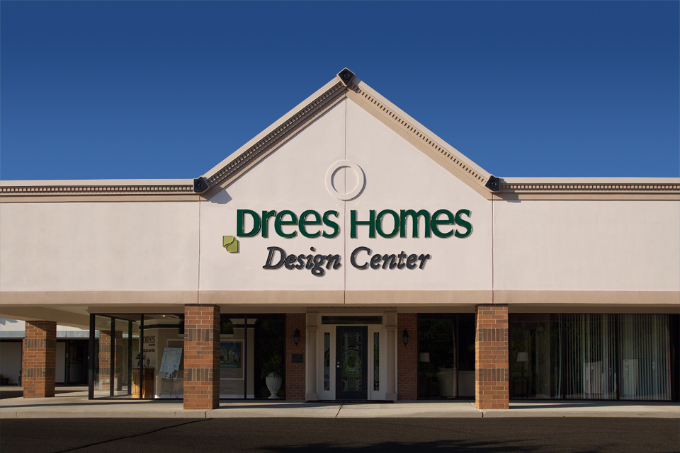 Drees Homes Clarity Collection Architectural Photography